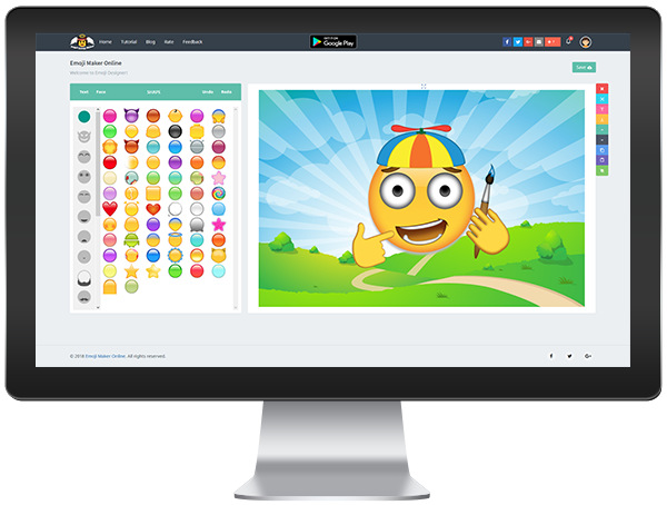 how to create an emoji online